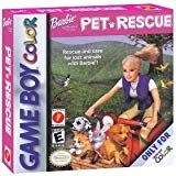 GBC: BARBIE: PET RESCUE (GAME)